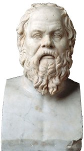 socrates-bust
